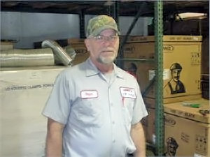 Roger - The Custom Ductwork Builder